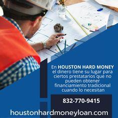 Te proporcionamos capital efectivo para cuando lo necesites Houston, Hard Money Lenders, Private Loans, Local Banks, Service Learning, Financial Institutions, Texas, Money, Texas Travel