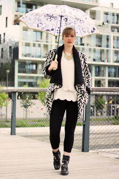 Street look fashion pregnancy /street look french blogger Artlex / fashion blog / pregnancy/maternity/Look woman pregnant @ASOS.com