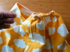 EmmylouBeeDoo!: Simple Bubble Skirt - Tutorial