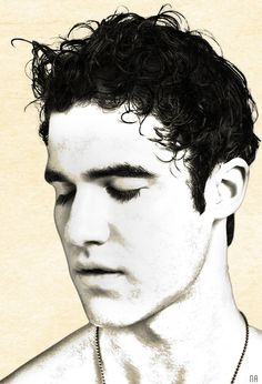 darren criss OUT my works☆