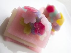 Japanese Sweets, 花