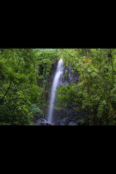 Anse des cascade, Sainte Rose 97439
