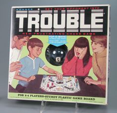 Trouble  (1960)  great game!