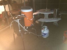 My first solo stout brew session  from scratch recipe. Hope it turns out as good as the wort tasted