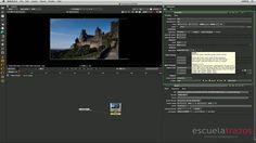 Primera parte del videotutorial básico de Nuke sobre cómo hacer un efecto de día por noche. Para más información sobre nuestro Máster en Efectos Visuales, clica en el enlace http://www.trazos.net/masters/curso-master-en-efectos-visuales