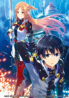Manga Anime, Sao Anime, Kunst Online, Online Art, Yui Sword Art Online, Espada Anime, Sao Kirito And Asuna, Sword Art Online Wallpaper, Anime Lindo