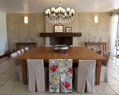 Sala de Jantar/Dining Room/Casa de Campo/Eliane Sampaio Interiores