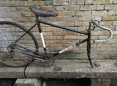 Rare Vintage Claud Butler Racing Bicycle 1930s Clubman Frame in Sporting Goods, Cycling, Bikes | eBay