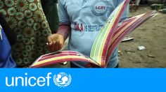 One girl's stand against Ebola in Liberia | UNICEF