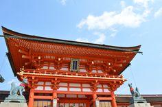 Fushimi Inari Shrine 伏見稲荷大社