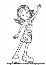 65 Groovy Girls Printable Coloring Pages For Kids Find On Book Thousands Of