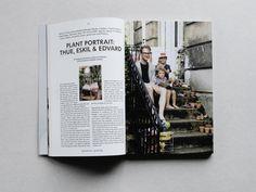 Apartamento Magazine #4 on Editorial Design Served