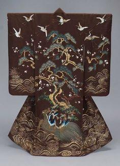 KIMONO: Vestido tradicional japonés.