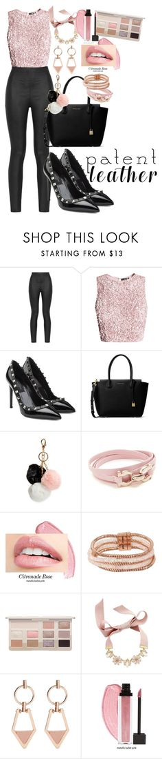"""""""Untitled #509"""" by dreamer3108 on Polyvore featuring Armani Jeans, Valentino, MICHAEL Michael Kors, GUESS, Salvatore Ferragamo, Betsey Johnson, INC International Concepts and Mix & Match"""