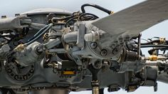 Moving Parts — a. Sikorsky was here Jet Engine Parts, Bike Engine, Robot Concept Art, War Photography, Military Photos, Futuristic Technology, Mechanical Design, War Machine, Military Aircraft