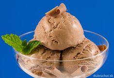 Zmrzlina z čokolády Ice Cream, Desserts, Food, No Churn Ice Cream, Tailgate Desserts, Deserts, Icecream Craft, Essen, Postres