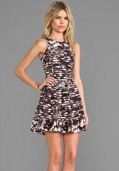 PARKER Evony Dress in Cherry Blossom - Dresses
