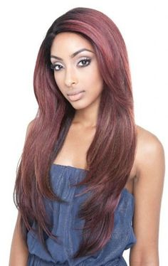 Isis Red Carpet Cotton Lace Front Wig RCP802 BLUESTAR