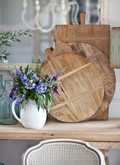 3 Cheap ways to get FARMHOUSE FRENCH STYLE - Cedar Hill Farmhouse