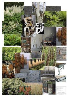 Garden Design Mood Board agata byrne, landscape architect, garden designer, florist