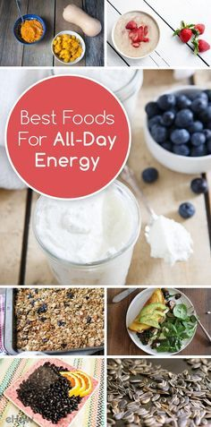 These recipes will give you the boost of energy you need each day and not leave you feeling guilty or gross! You need nutrients like high quality carbs and protein! http://www.ehow.com/how_12343767_foods-eat-allday-energy.html?utm_source=pinterest.com&utm_medium=referral&utm_content=curated&utm_campaign=fanpage
