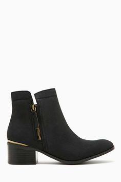 Shoes noir Boots