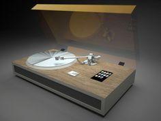 Trendy vinyl players to restore the classics