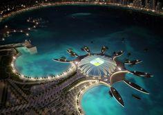 The Doha Port stadium: Qatar 2022 World Cup Stadium