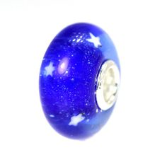 A starry night-BRAND NEW!! Trollbeads Gallery - Classic Unique 9707, $46.00 (http://www.trollbeadsgallery.com/classic-unique-9707/)