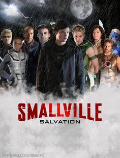Smallville Salvation Poster by Smallville-RBB on deviantART