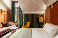 Milantrace 2016 Room Mate Giulia Milan | Yellowtrace