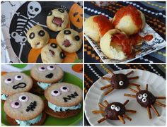Easy Halloween Recipes