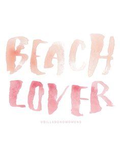 Beach Lover :: Ocean Child :: Sun Seeker