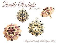 I Bijoux di Rossella: Double Starlight - Free Pattern