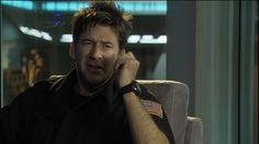 Stargate: Atlantis Joe Flanigan as John Sheppard