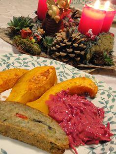 Vegán Karácsony: menüajánló