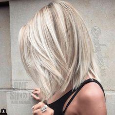 21 Layered Haircuts for Medium Hair – Hair Styles Layered Haircuts For Medium Hair, Medium Hair Styles, Short Hair Styles, Hair Medium, Shorter Layered Haircuts, Medium Length Hair Blonde, Mid Length Hair, Bob Hairstyles, Straight Hairstyles