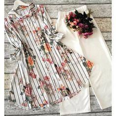 👉 Price : RS Shipping Free In India =========================== 👉🏻Fabric:- Heavy American Crepe 👉🏻Work:- Digital Print 👉🏻Top Length:- 👉🏻Top Flair:- 2 Mtr 👉🏻Top Size:- 38 Simple Kurta Designs, Kurta Designs Women, Frock Fashion, Hijab Fashion, Fashion Outfits, Women's Fashion, Beautiful Casual Dresses, Stylish Dresses, Pakistani Formal Dresses