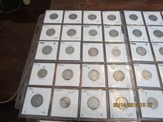 A Complete Collection of 1938 to 2014 Jefferson Nickels!!