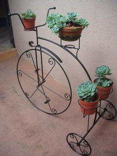 #DecoraciónenHierro #Jardineria