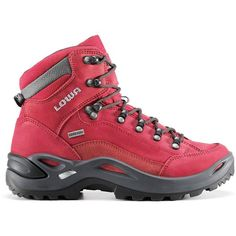 Reduced hiking shoes and hiking boots for women- Reduzierte Wanderschuhe & Wanderstiefel für Damen Lowa W Renegade Gtx® Mid Winter Hiking Boots, Hiking Boots Women, Hiking Shoes, Evo, Ski Store, Fashion Models, Clothing For Tall Women, Fashion Looks, Your Shoes