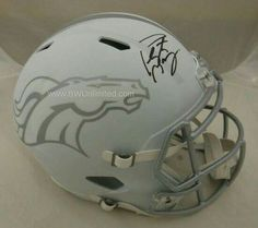 "BWU EXCLUSIVE:  We are excited to announce that we recently completed an autograph signing with Peyton Manning and now can offer autographed ""Ice"" full size helmets.  Without a doubt, a collector's item.  Reserve yours today at www.BWUnlimited.com. #peytonmanning #denverbroncos #ice #charity #charityevents #auction #benefit #auctionitems #charities #instagram #instagood #fundraising #nonprofit #fundraisinghelp #eventplanning #charityfundraising #bwunlimited #georgewooden #gala"