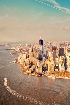 MANHATTAN...we will meet again soon love this place!