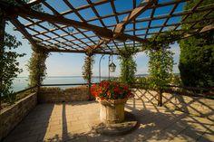 Castello di Duino, Trieste. 45°46′29″N 13°36′22″E