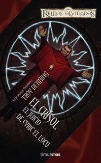 Cazadora De Libros y Magia: El Crisol: El Juicio De Cyric El Loco  - Saga Rein...