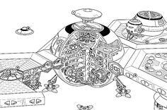 Datenblätter des Perry Rhodan Kosmos