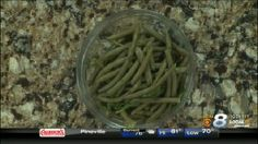 Pickled Green Beans Tuesday, August 18, 2015
