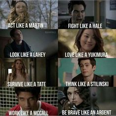Rules of Teen Wolf's fans lives