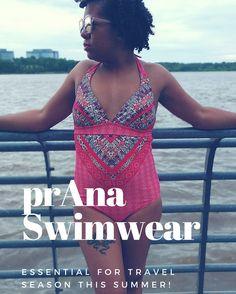 prAna Essentials for Spring & Summer Style - JenOni #prAna #TravelprAna #Travel #prAnaSpring2018 #Swimwear