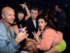 Sam Smith's face looking at RiFF RAFF is ALL OF OUR COLLECTIVE FACES looking at RiFF RAFF. | Katy Perry And Sam Smith Deserve This Year's VMA For Greatest Shade